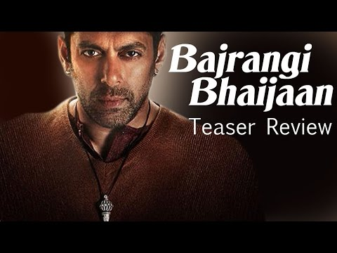 Bajrangi Bhaijaan Official TRAILER REVIEW | Salman Khan, Kareena Kapoor, Nawazuddin Siddique