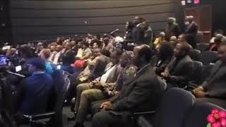 Martin Fuyulu en direct de Washington DC : bakangi Infiltré asambwe 😁