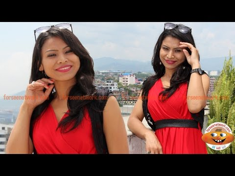 Funny Interview With Sahima Shrestha