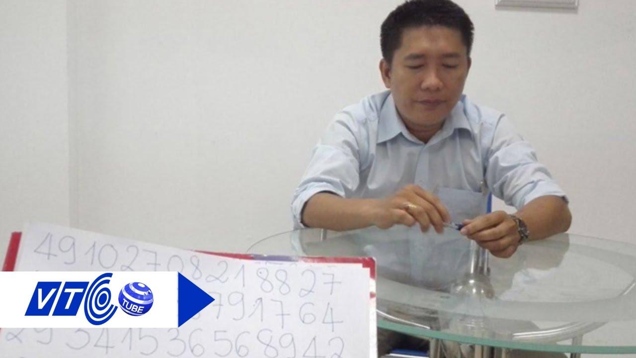 Luyện 'trí nhớ siêu phàm' theo cách của người Việt | VTC