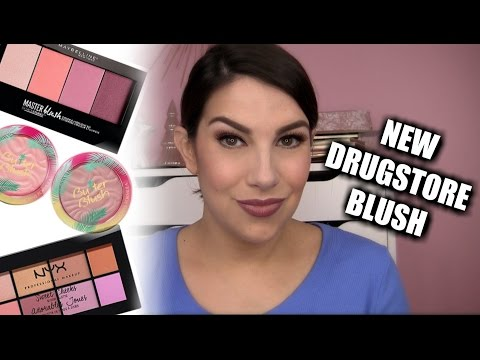 New Drugstore Blush | WHAT WORKED?