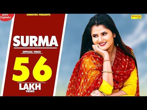 Anjali Raghav & Raj Mawar : Surma | Bhaskar Bohariya | Latest Haryanvi Songs Haryanavi 2019 |Sonotek