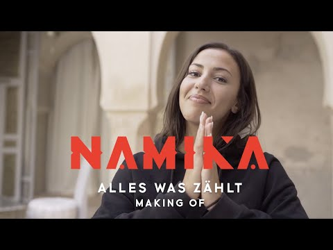 making-of---alles-was-zählt- -namika