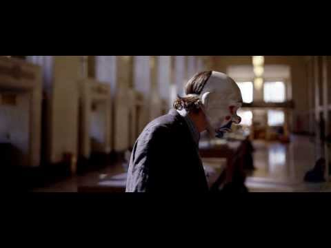 Batman - The Dark Knight Robbery Scene HD