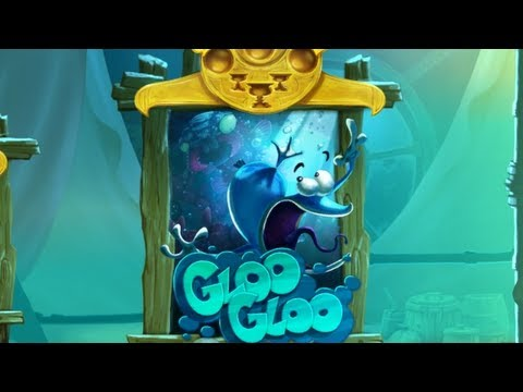 Gloo Gloo (Music Level) - 20,000 Lums Under The Sea - Rayman Legends