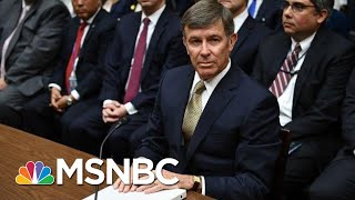 Acting DNI Takes Complaint About White House Coverup, Goes To White House First | MSNBC