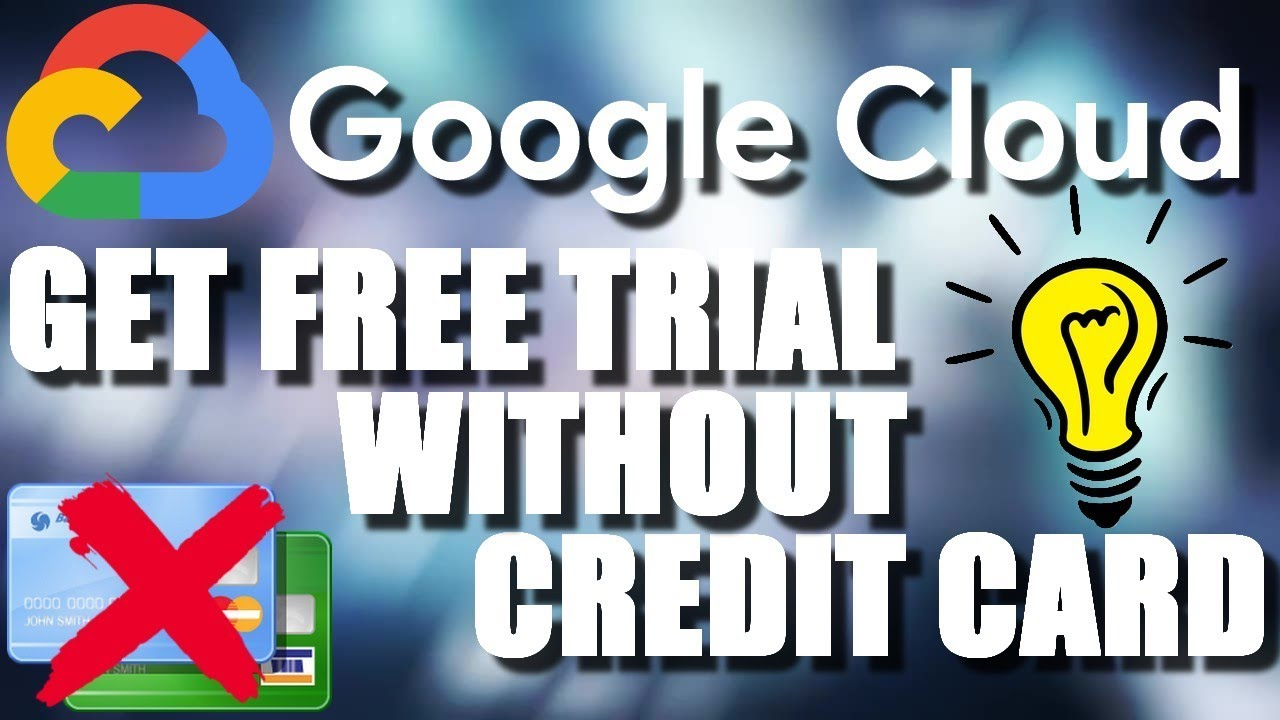 cloud computing free trial without credit card