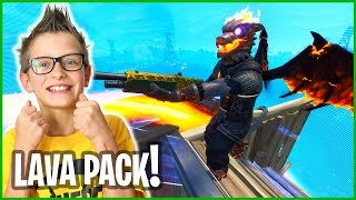 NEW LAVA PACK 4 THE VICTORY!!!