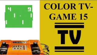 Color TV-Game 15 victory theme