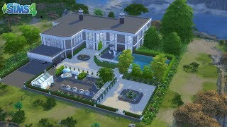 Les Sims 4 : Maison familiale sans CC / Construction - speed build