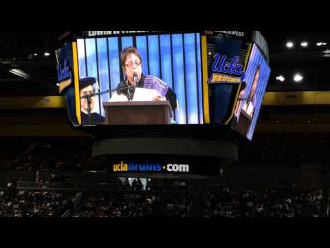 Cherrie Moraga Speech at UCLA Raza Grad 2014