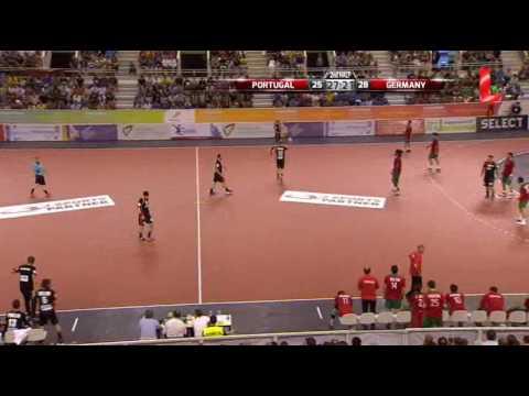 handball deutschland portugal