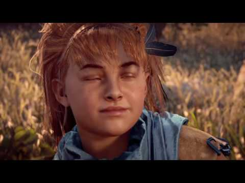 Horizon zero dawn part 1 A Beautiful New World