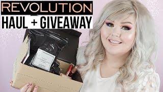 Revolution Beauty Haul + Giveaway | Feb 2019