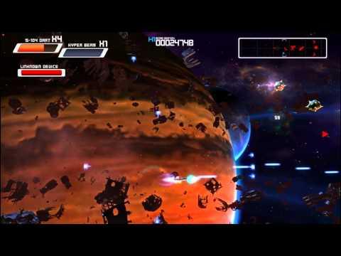 Syder Arcade (PC Indie) - Gameplay