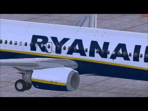 [CZ/SK]Flight Simulator X: Bratislava - Helsinki (LZIB-EFHK)
