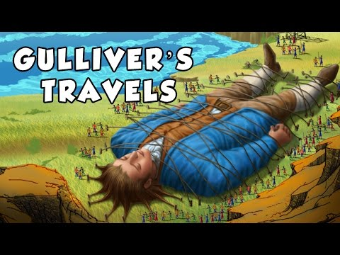 Gulliver's Travels | Children's Stories | FunKiddzTV