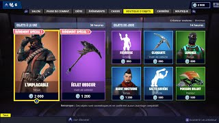 "NEW SKIN ""The IMPLEER""! (FORTNITE BOUTIQUE 24 OCTOBER 2018)"