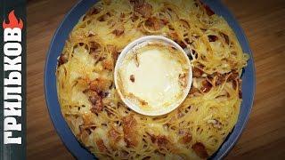 Проверка рецепта: Макароны с сыром (Гифка)