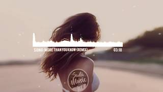 Axwell Ingrosso More Than You Know Extended Mix