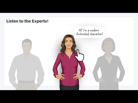 Articulate Storyline 360: Interactive Character Tutorial