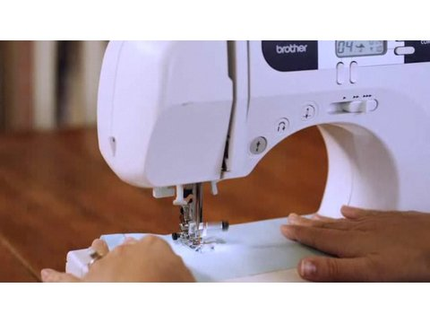 How to sew a basting stitch on a sewing machine