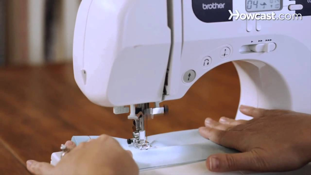 How To Select Stitch Length Sewing Lessons
