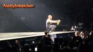 Usher - good kisser (ur experience tour d.c. 11-10-14)