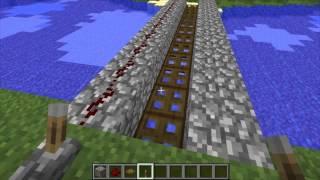 Tutorial Minecraft - Como hacer un puente levadizo