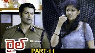 Rail Full Movie Part 11 - 2018 Telugu Full Movies - Dhanush, Keerthy Suresh - Prabhu Solomon