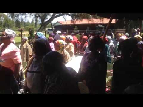 Widows in Mweiga / Kenya