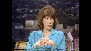 Gambar cover Joan Rivers interviews Lily Tomlin Part 1