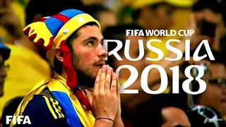 FIFA World Cup Russia 2018 (Official Video) ● Magic in The Air