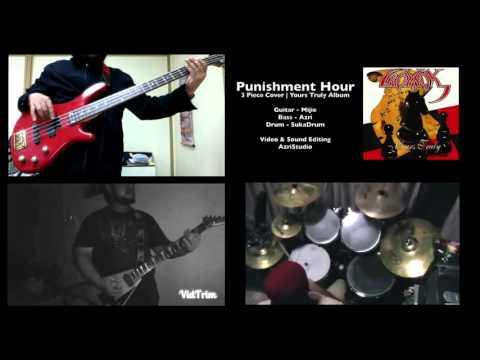 Punisment Hour - Guitar | Bass | Drum Cover