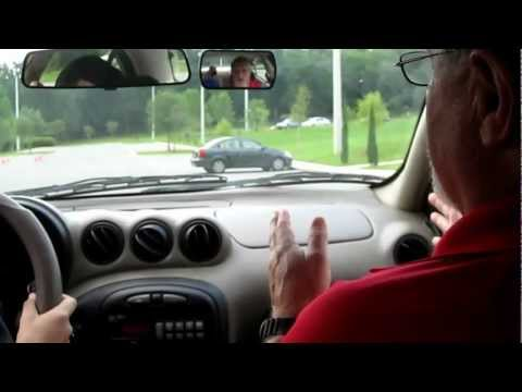 Driving School Tallahassee instructor prepares student driver for driving test