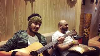 B Praak and Gurnazar Live singing Awaaz | Qismat