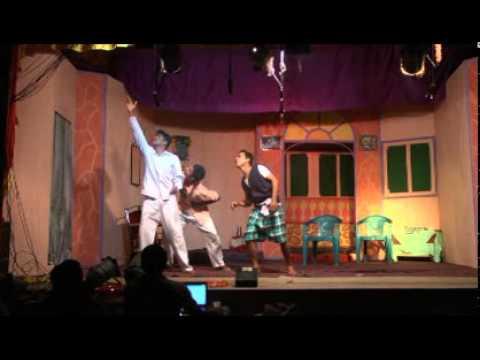 Gondhalat Gondhal Marathi comedy Natak Part 2
