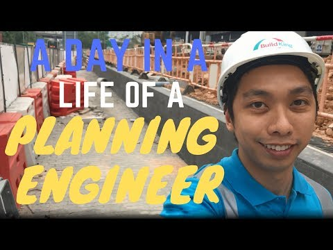 A Day in a Life of a Planning Engineer in Hong Kong