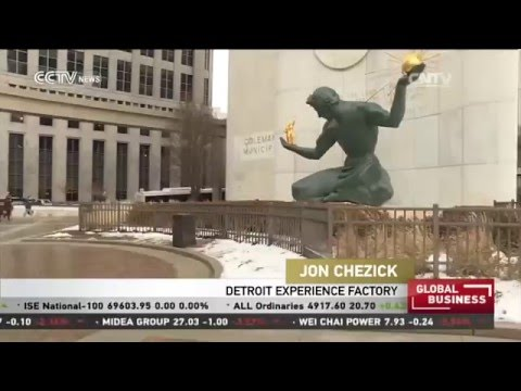 Detroit Revival: Investment turning around formerly bankrupt city