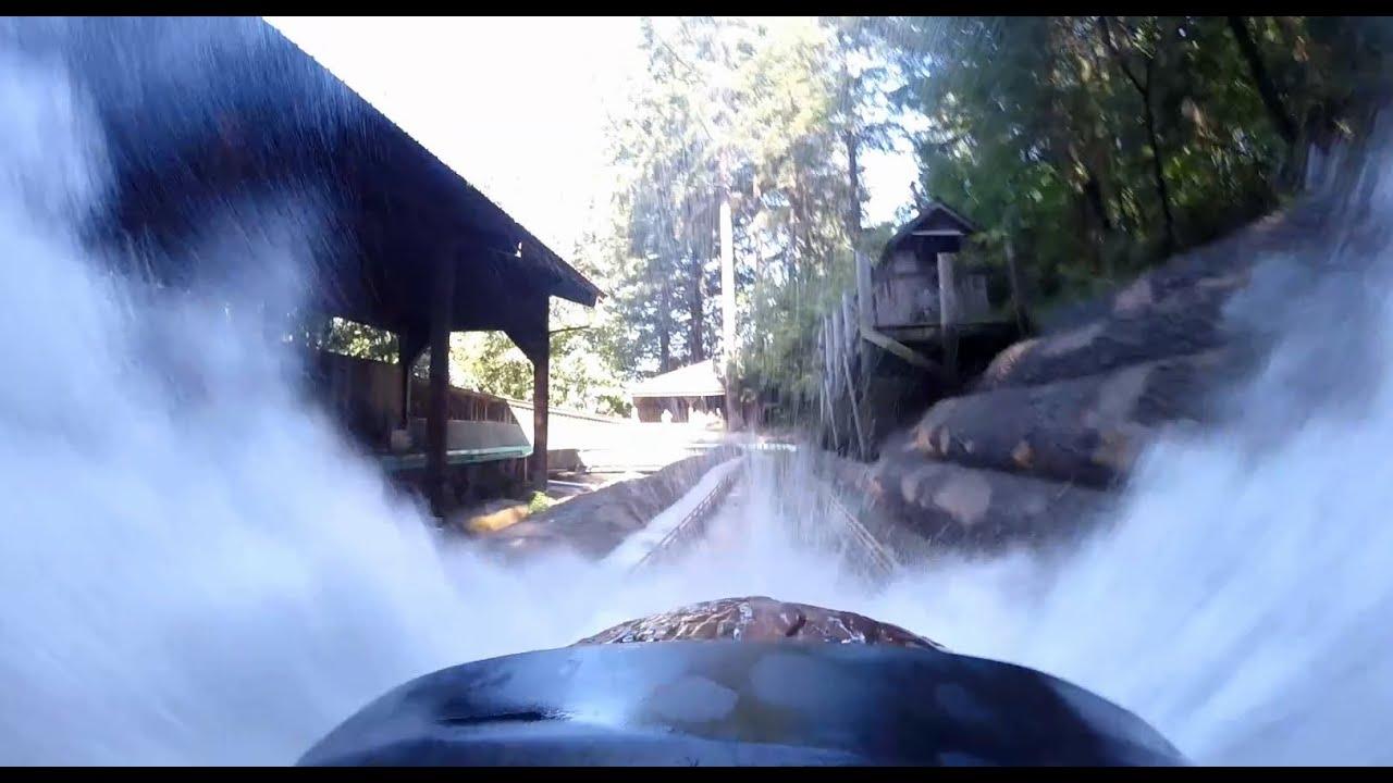 Big Timber Log Ride