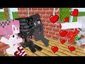 Monster School : VALENTINE'S DAY 2 CHALLENGE - Minecraft Animation