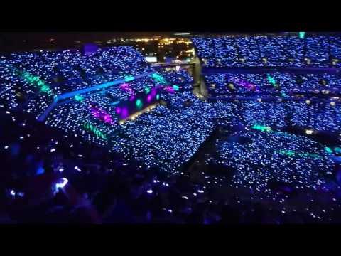 A Sky Full Of Stars - Coldplay-  A Head Full Of Dreams Tour - Philadelphia 06/08/2016