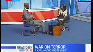 How Kenyan porous borders are feuling terrorism in the country  | KTN News Desk Discussion