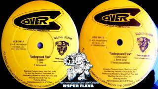 Cover The Child Of Destruction - Underground Flow (Full Vinyl) (1995)