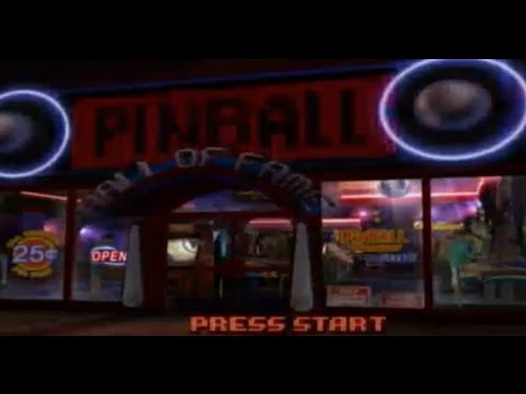 Pinball Hall of Fame: The Williams Collection (Playstation 3)- Gameplay Footage (Part 1)