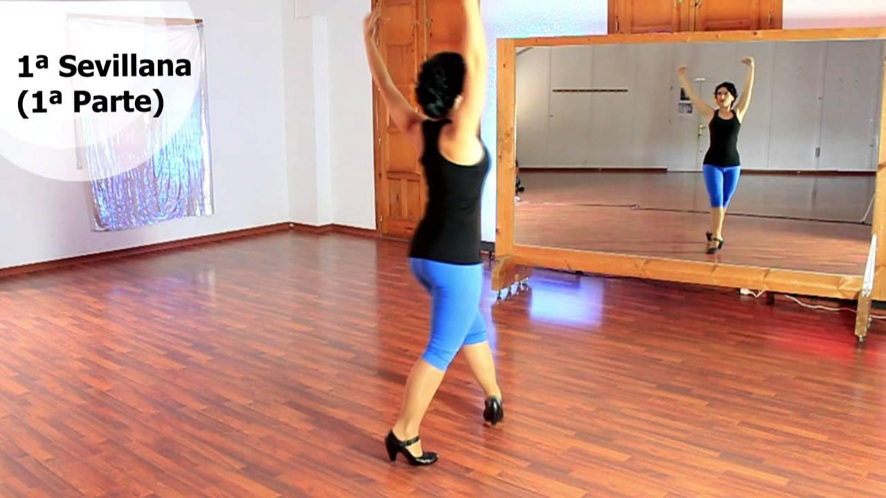 aprende a bailar sevillanas