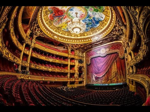 Palais Garnier/Opera National De Paris Documentary