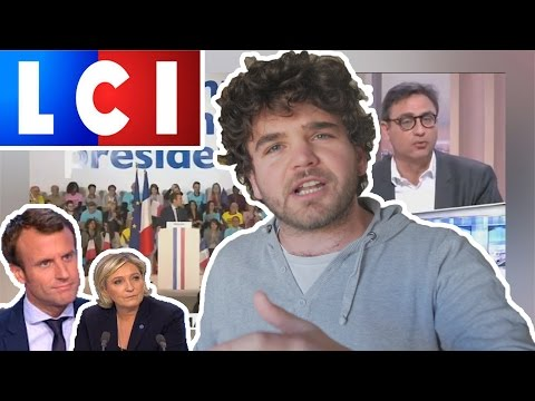 CENSURE À LCI : LÉMISSION QUI ENRAGE MACRON ET LE PEN