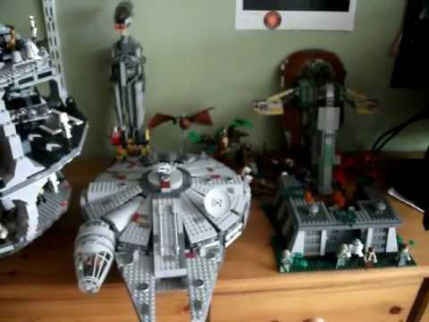 Star wars lego original trilogy sets collection video youtube - Croiseur interstellaire star wars lego ...