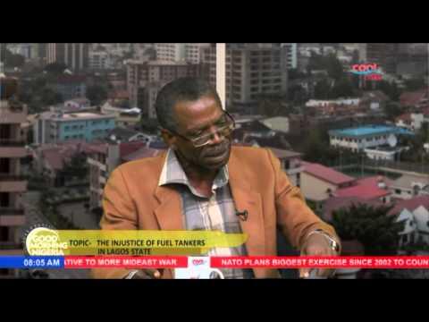 GOOD MORNING NIGERIA- Nigeria's Killer Tankers & Roads ft Guest Speaker Mr  Lekan Sote | Cool TV